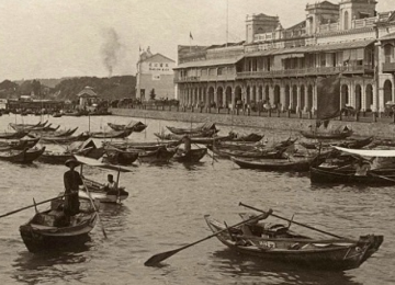 Discovery Singapore in 1900